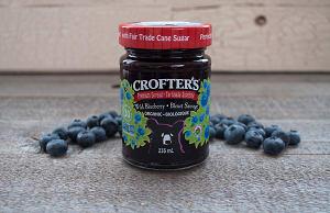 Organic Wild Blueberry Premium Spread- Code#: SP606