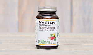 Adrenal Support Liquid Phytocaps- Code#: TG095