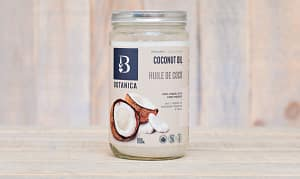 Organic Coconut Oil (Certified Organic)- Code#: TG122