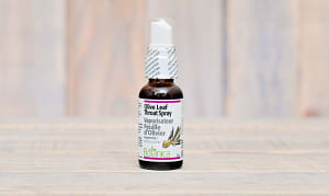 Olive Leaf Throat Spray - Peppermint- Code#: TG125