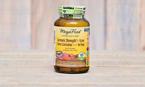Turmeric Strength for Liver- Code#: TG256
