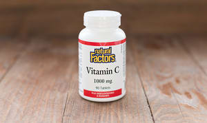 Vitamin C 1000 mg Plus Bioflavonoids & Rosehips- Code#: VT1091