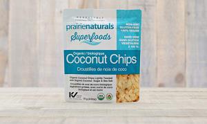 Organic Coconut Chips- Code#: VT1287