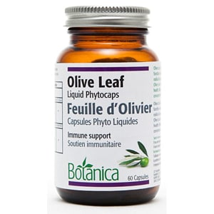 Olive Leaf Liquid Phytocaps- Code#: VT1503