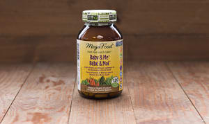 Baby & Me DailyFoods (Pre & Post Natal Supplement)- Code#: VT1514
