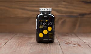 NutraSea +D Omega 3, softgels- Code#: VT1815