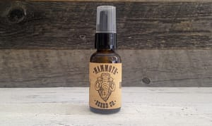 Argan Beard Conditioning Oil - Unscented- Code#: PC3113