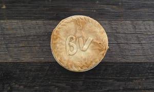 Beef Vegetable Pie (Frozen)- Code#: SN3457