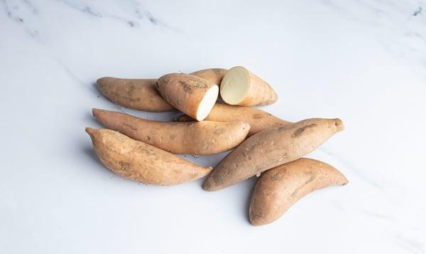 Organic Sweet Potatoes - Jersey Sweet