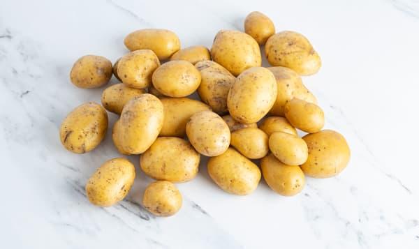 Organic Potatoes, Yellow - Case