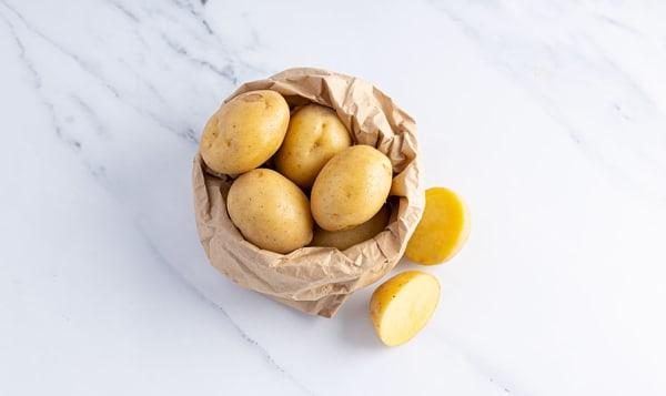 Local Potatoes, Yellow - May sub organic BC