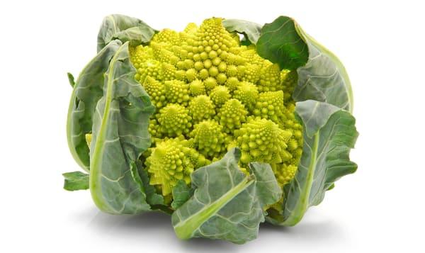 Organic Broccoli, Romanesco