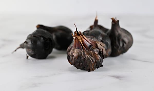 Local Organic Garlic, Black