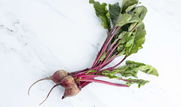 Local Organic Beets, Bunched