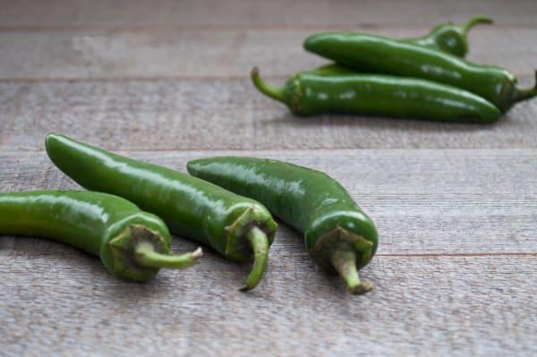 Organic Peppers, Jalapeno