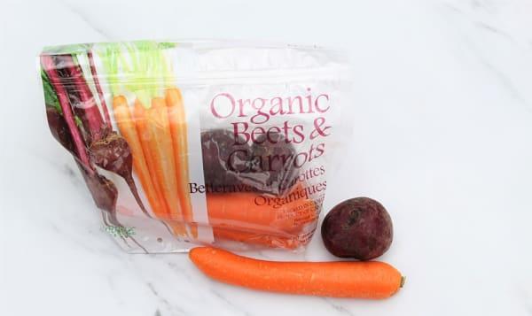 Local Organic Carrots & Beets