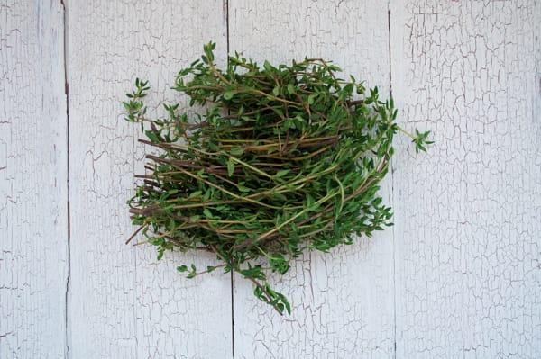 Local Organic Herbs, Thyme
