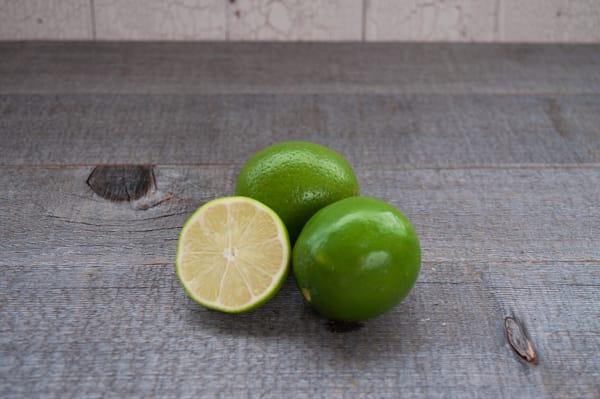 Organic Limes