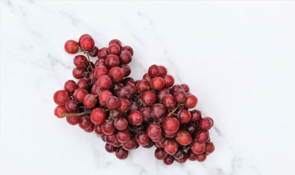 Organic Grapes, Red