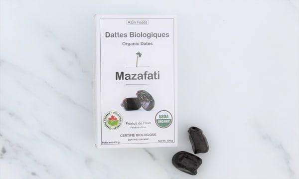 Organic Dates, Mazafati