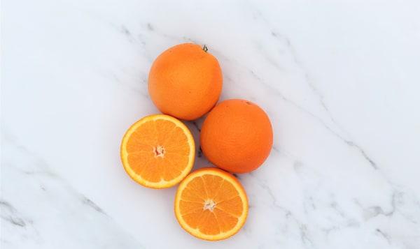 Organic Oranges, Valencia