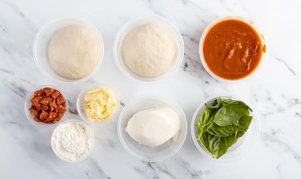 Chorizo Frying Pan Pizza Kit - 4 servings