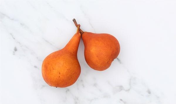 Organic Pears, Bosc