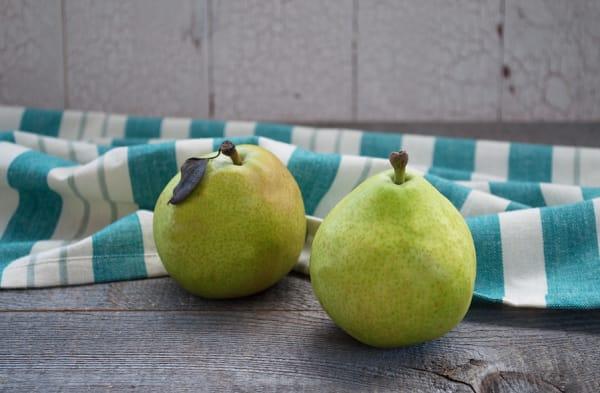 Organic Pears, Danjou