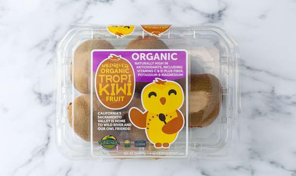 Organic Kiwis, Gold
