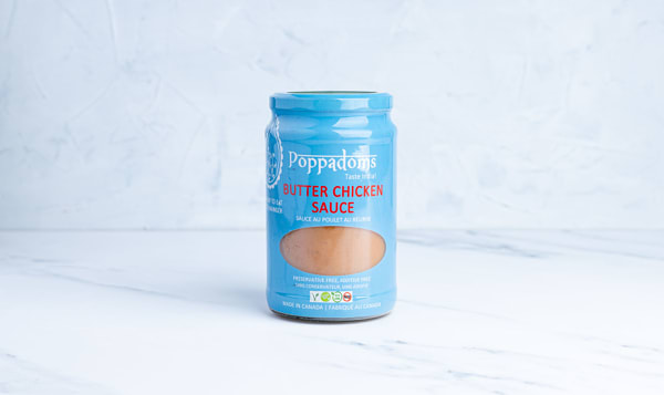 Butter Chicken Sauce