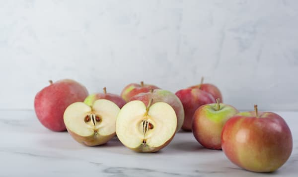 Organic Apples, Bagged McIntosh