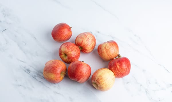 Organic Apples, Bagged Gala - New Crop