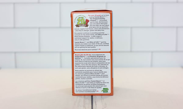Yummi Bears - Sugar Free Vitamin C