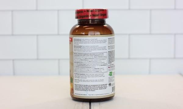 Organic Yummi Bears - Multi-Vitamin