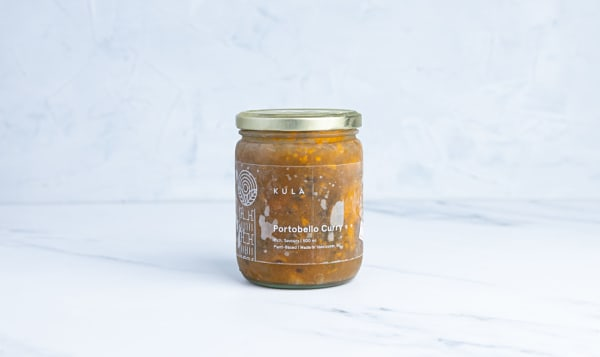 Portobello Curry (Frozen)