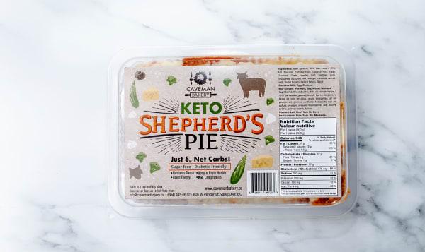 Keto Shepherd's Pie