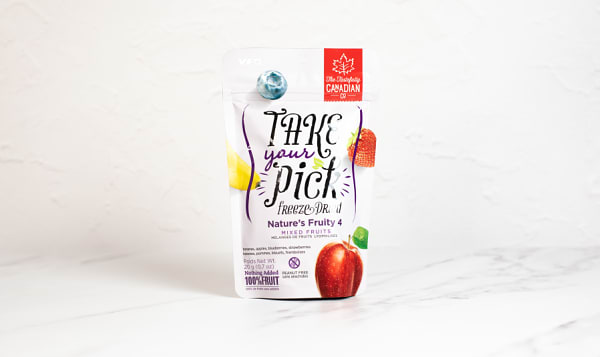 Nature's Fruity 4 - Freeze Dried Mix