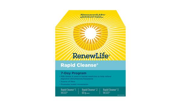 Rapid Cleanse Kit