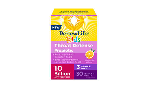 Kids Throat Defense Probiotic
