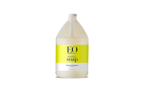 Hand Soap - Lemon & Eucalyptus