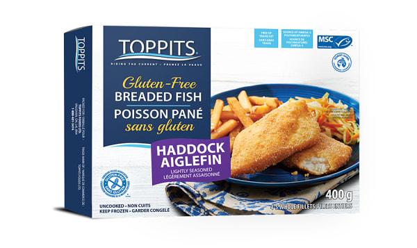 MSC Lightly Seasoned Haddock Portion (Frozen)