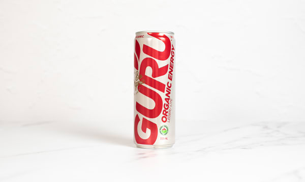 Organic Lite Energy Drink