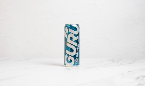 Organic Yerba Mate Energy Drink