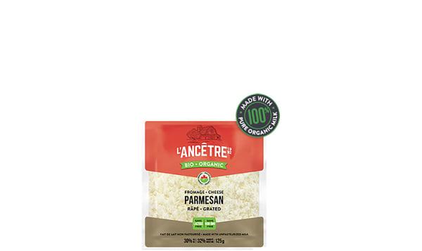 Organic Parmesan Grated