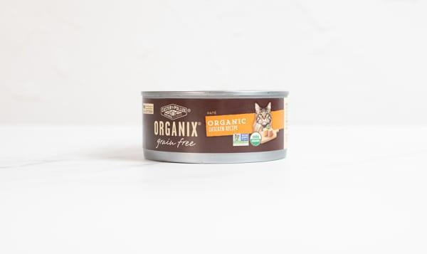 Organic Canned Turkey Dinner