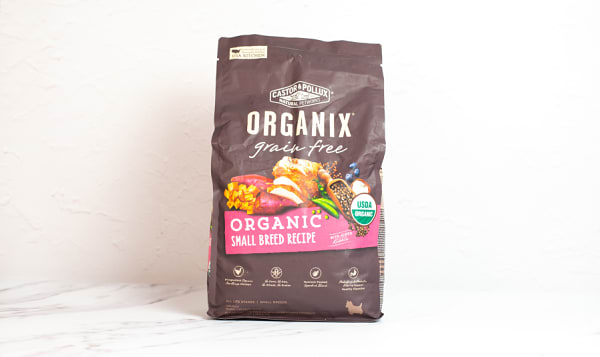 Organic Canned Chicken Turkey Dog Food
