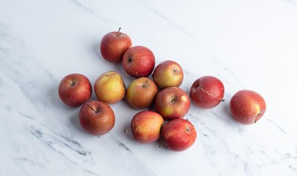 Local Organic Apples, Bagged Fuji