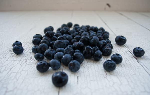 Organic Blueberries, Pint - BC