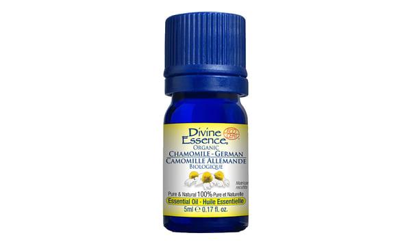 Organic Chamomile - German