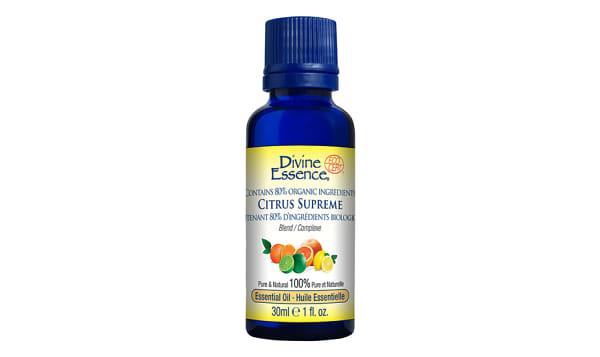 Organic Citrus Supreme